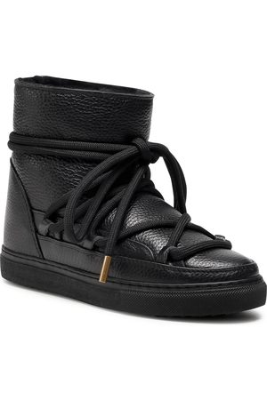 INUIKII Buty - Sneaker Full Leather 70202-089 Black