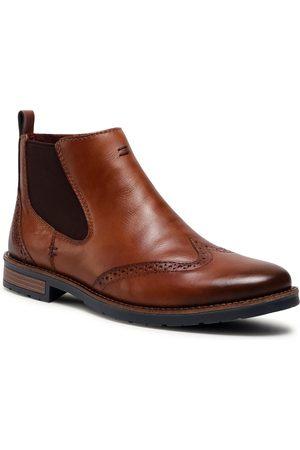 Rieker Trzewiki - 34660-24 Brown