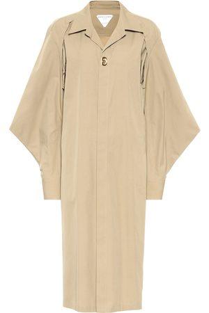 Bottega Veneta Cotton-blend shirt dress