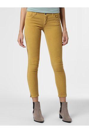 Blue Fire Spodnie damskie – Chloe, żółty