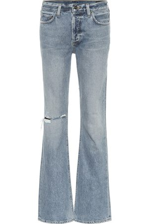 Goldsign The Nineties Boot high-rise jeans