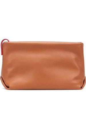 Loro Piana Kobieta Kopertówki - Inside Out leather clutch