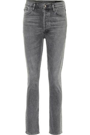 Goldsign Kobieta Z wysokim stanem - The High-Rise slim jeans