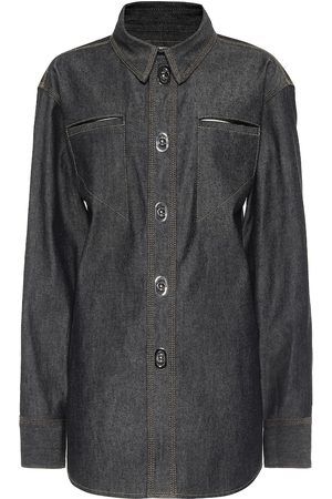 Bottega Veneta Kobieta Jeansowe - Denim shirt jacket