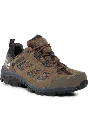 Jack Wolfskin Mężczyzna Buty trekkingowe - Trekkingi - Vojo 3 Texapore Low M 4042441 Khaki/Phantom