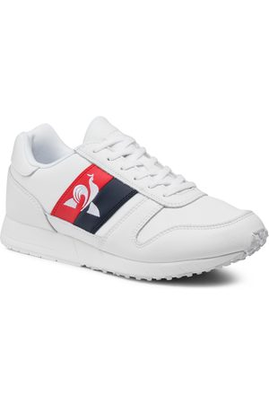 Le Coq Sportif Sneakersy - Jazy Classic Flag 2020175 Optical White