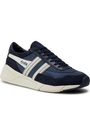 Gola Sneakersy - Eclipse Legacy CMA434 Navy/Off White