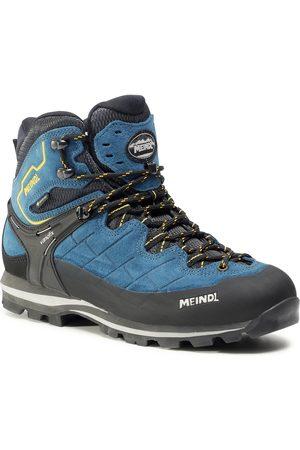 Meindl Mężczyzna Buty trekkingowe - Trekkingi - Litepeak Gtx GORE-TEX 3928 Marine/Gelb 49