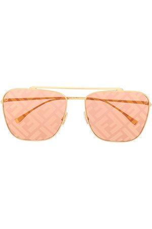 Fendi Okulary przeciwsłoneczne - GOLD