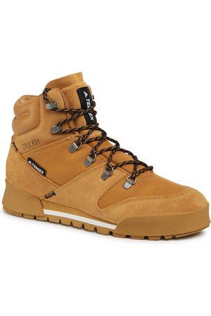 adidas Buty - Terrex Snowpitch C.Rdy FV7960 Camel