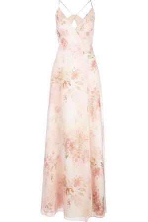 Marchesa Notte Kobieta Sukienki koktajlowe i wieczorowe - Pink
