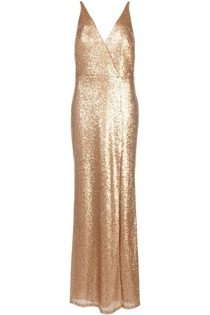 Marchesa Notte Bridesmaids GOLD