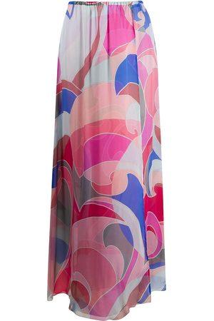 Emilio Pucci Kobieta Spódnice z nadrukiem - PINK