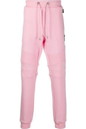 Philipp Plein Mężczyzna Spodnie dresowe - Pink