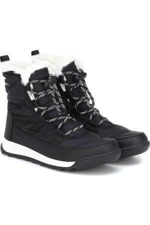 sorel Whitney II ankle boots