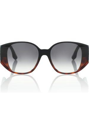 Victoria Beckham Oversized acetate sunglasses