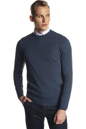 Recman Mężczyzna Golfy - Sweter mold półgolf