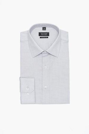 Recman Mężczyzna Z długim rękawem - Koszula corsini 2976 długi rękaw custom fit