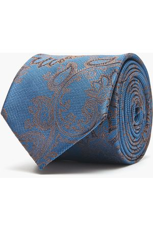 Recman Mężczyzna Krawaty - Krawat paisley 203