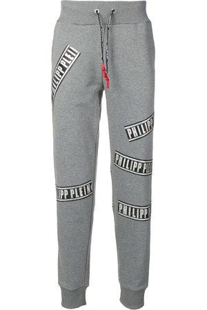 Philipp Plein Mężczyzna Spodnie dresowe - Logo track pants