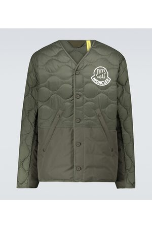 Moncler Genius 2 MONCLER 1952 x Undefeated Iskar quilted jacket