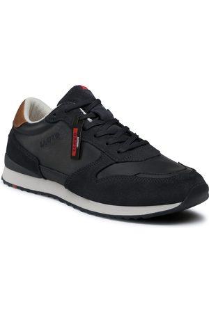 Lloyd Mężczyzna Buty casual - Sneakersy - Edmond 20-900-19 Navy