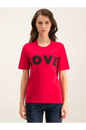 Love Moschino T-Shirt W4F151VM 3517 Regular Fit