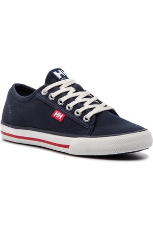 Helly Hansen Tenisówki Fjord Canvas Shoe V2 114-66.597 Granatowy
