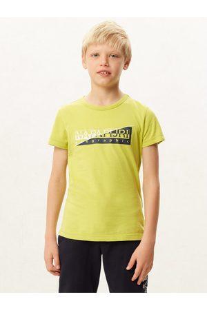 Napapijri T-Shirt Saky N0YIWI Regular Fit