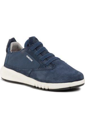 Geox Sneakersy J Aeranter B. B J02BNB 02211 C4000 M Granatowy
