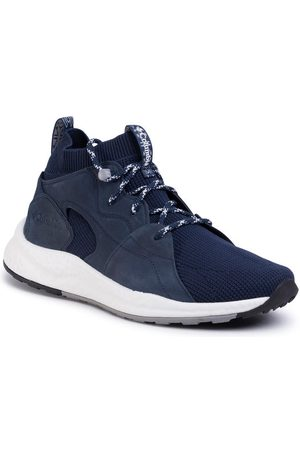 Columbia Sneakersy Sh/Ft Outdry Mid BM0819 Granatowy