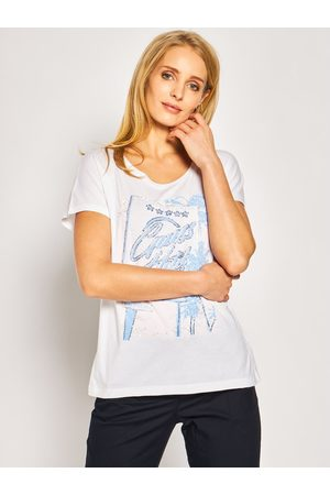 Guess T-Shirt Glamour Tee W0GI50 K46D0 Regular Fit