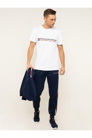 Tommy Sport T-Shirt Logo Driver S20S200486 Regular Fit