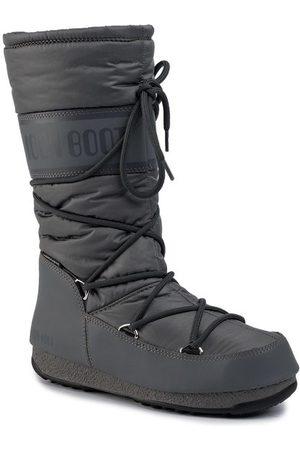 Moon Boot Śniegowce High Nylon Wp 240091006