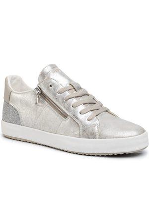 Geox Sneakersy D Blomiee A D026HA 0PVEW C1007