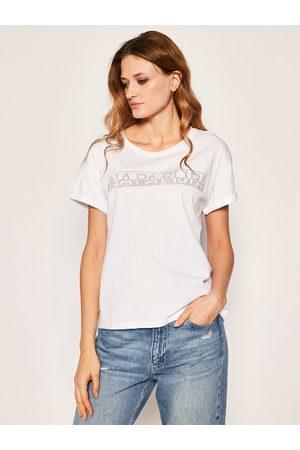 Napapijri T-Shirt Siccari NP0A4E3W0 Regular Fit