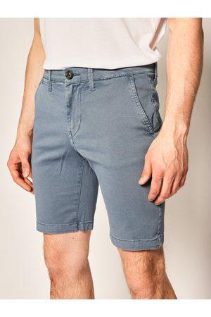 Pepe Jeans Szorty materiałowe Charly Minimal PM800773 Niebieski Slim Fit