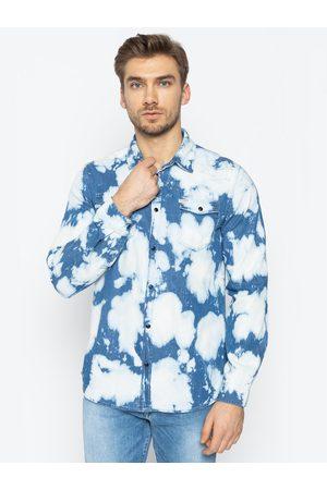 Guess Koszula M02H02 D4031 Kolorowy Slim Fit