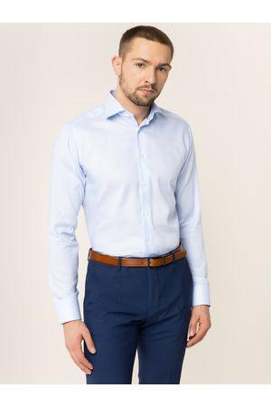 Eton Koszula 100000084 Niebieski Slim Fit