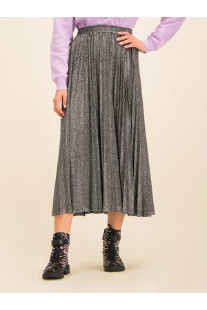 Guess Spódnica plisowana Marion W01D88 K9HY0 Regular Fit