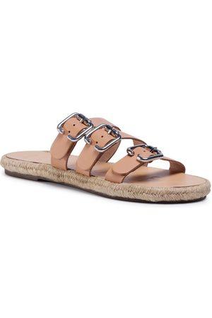 MANEBI Espadryle Leather Sandals S 2.0 Y0