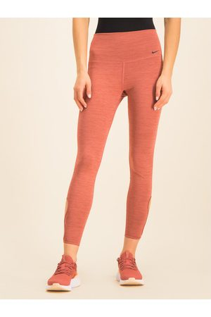 Nike Legginsy Yoga 7/8 Tights BV5715 Slim Fit