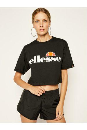 Ellesse T-Shirt Alberta Crop SGS04484 Regular Fit