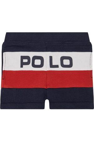 Polo Ralph Lauren Szorty materiałowe Po Bt Sho 320786440001 Granatowy Regular Fit
