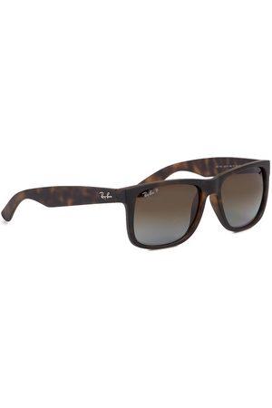 Ray-Ban Mężczyzna Okulary przeciwsłoneczne - Okulary przeciwsłoneczne Justin 0RB4165 865/T5