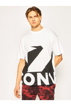 Converse T-Shirt Star Chevron Icon remix 10018381-A01 Regular Fit