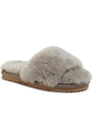 Mou Klapki Sheepskin Fur Slide Slipper FW161001L