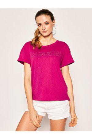 Napapijri T-Shirt Siccari NP0A4E3WV Regular Fit