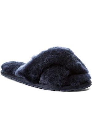 Emu Kapcie Mayberry W11573 Granatowy