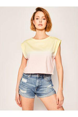 Guess T-Shirt Sunrise W0GI85 K8HM0 Regular Fit